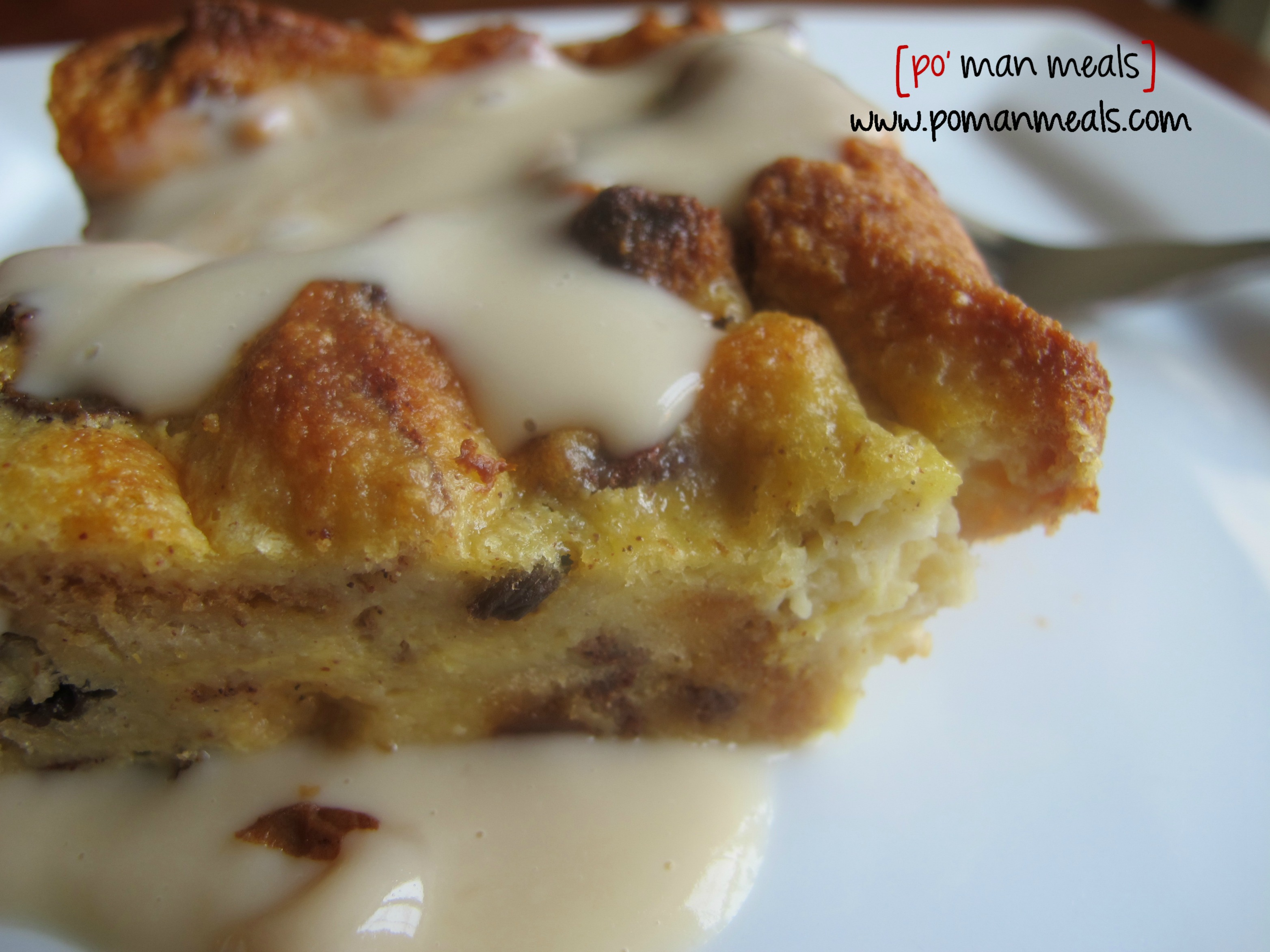 brown bread pudding
