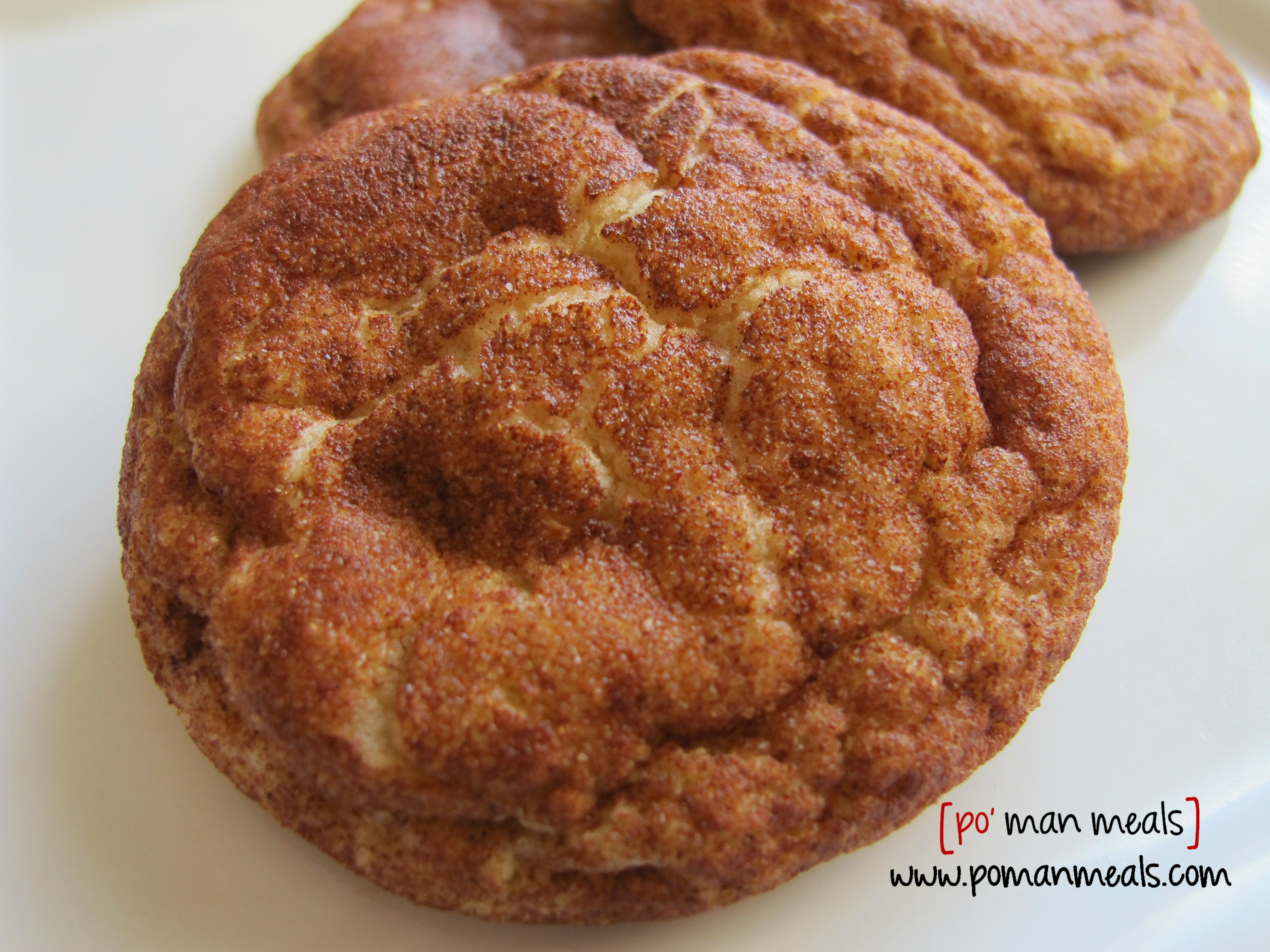 Snickerdoodle Cookies Recipes — Dishmaps
