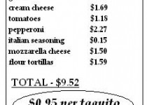 pizza stuffed taquitos