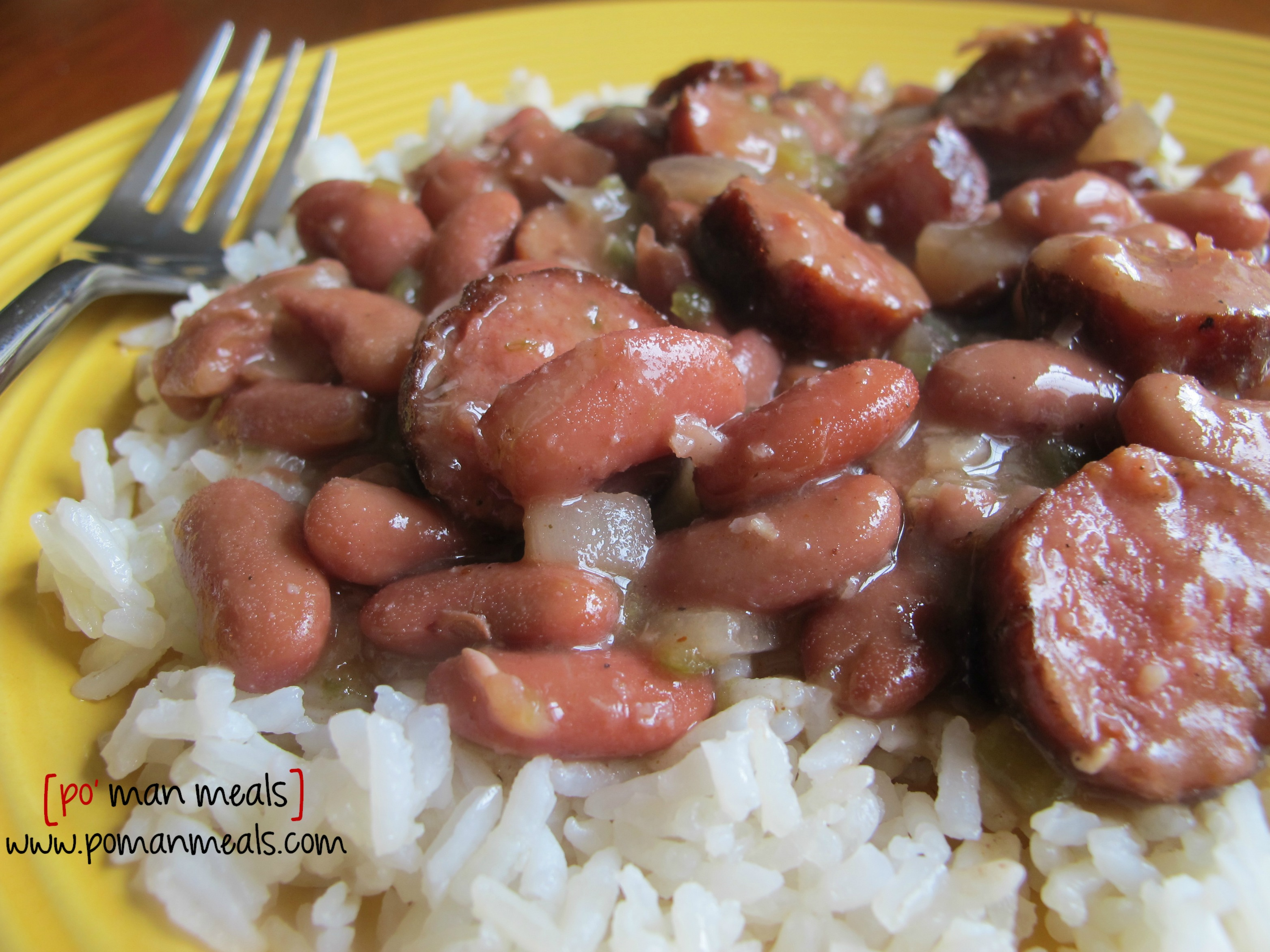 cooked red beans and rice by tijuana 03 30 2013 my mom made red beans ...